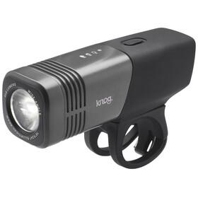 Knog Blinder ARC 640 fietsverlichting witte LED grijs